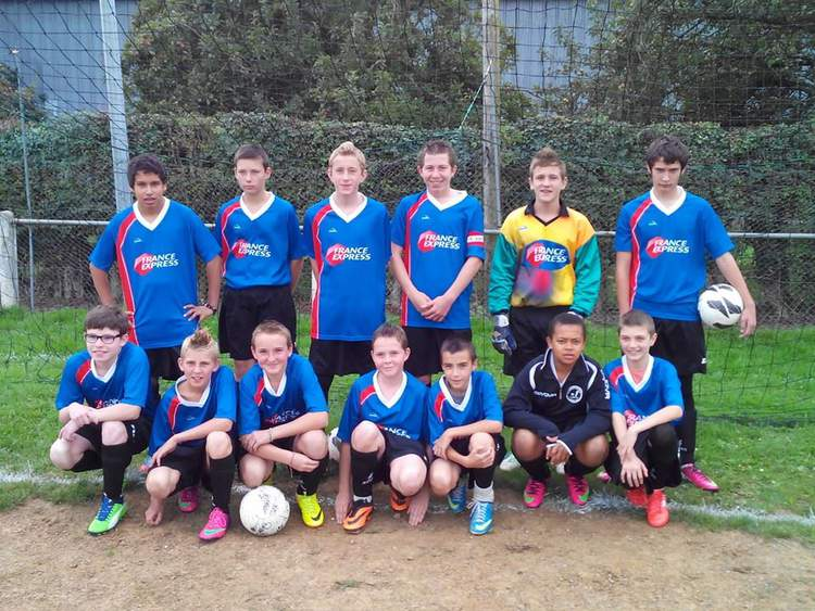 F.C.V U15