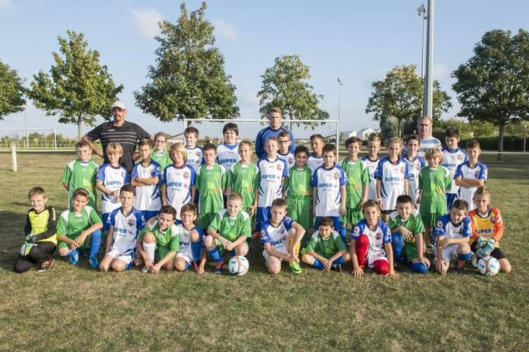 U10-U11 équipe 1