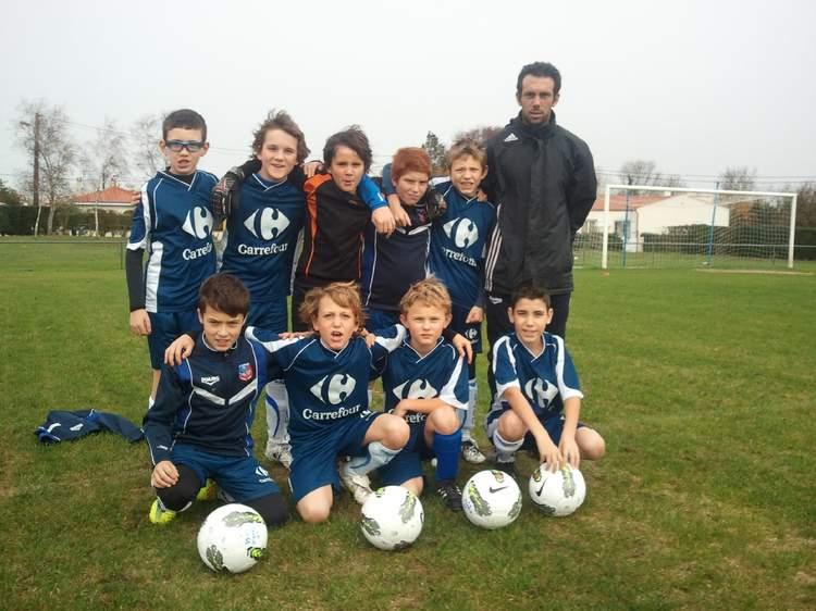 La Jarrie FC  U10 / U11 - Eq.1