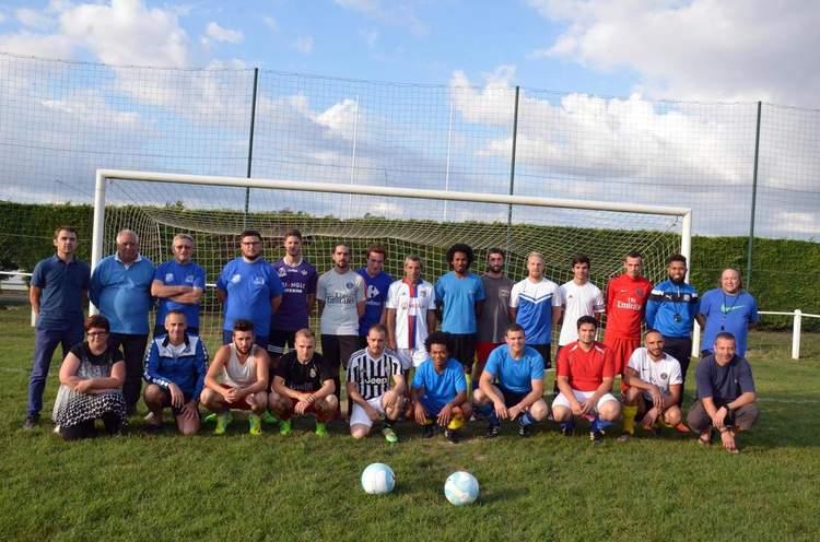 Mauvezin FC - Equipe 1