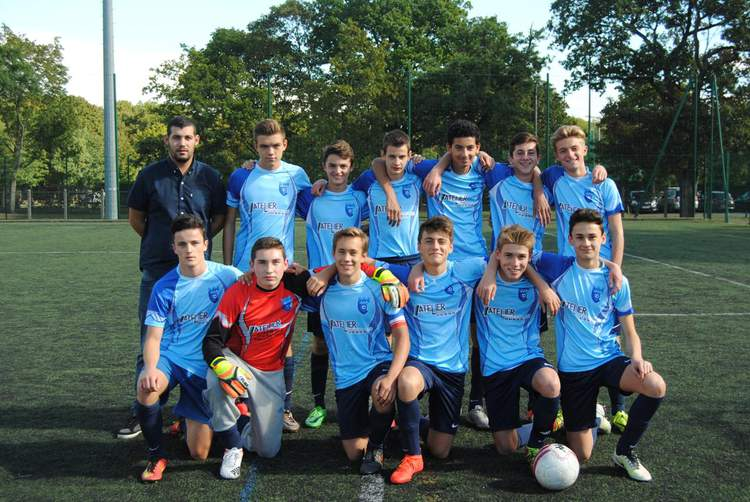 U-19 MAISONS-LAFFITTE FOOTBALL CLUB