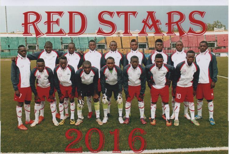 RED STARS 1