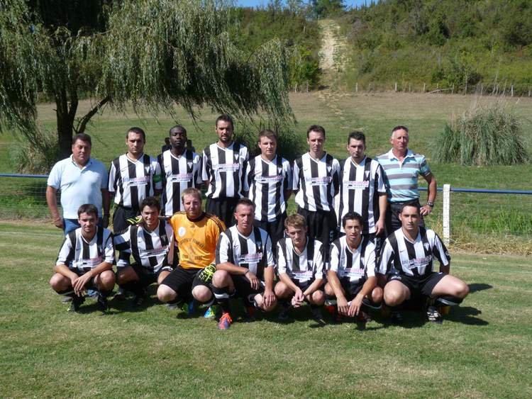 Galerie match de coupe de france aillas auros 2 club football sporting club de saint - Match de coupe de france ...