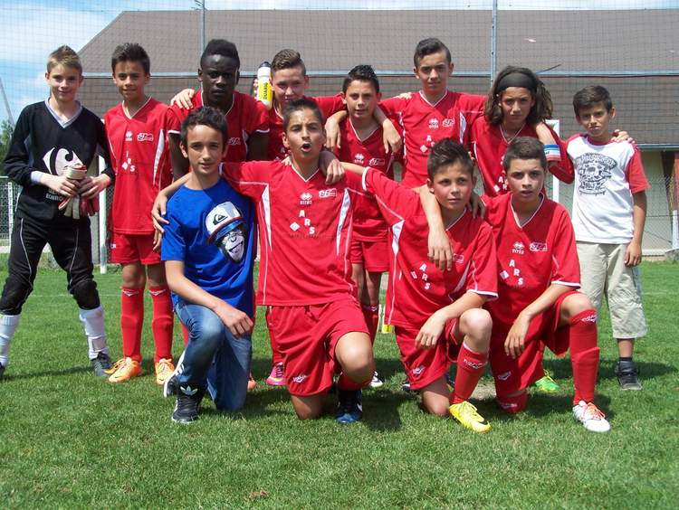 FC VALLEE DE LA GRESSE (38)