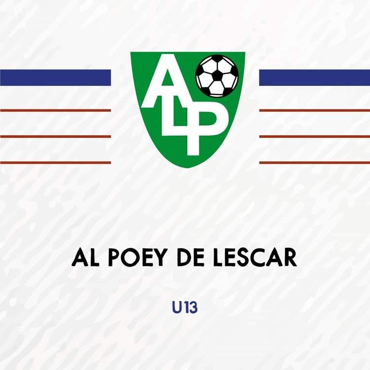 U13 - AL POEY DE LESCAR