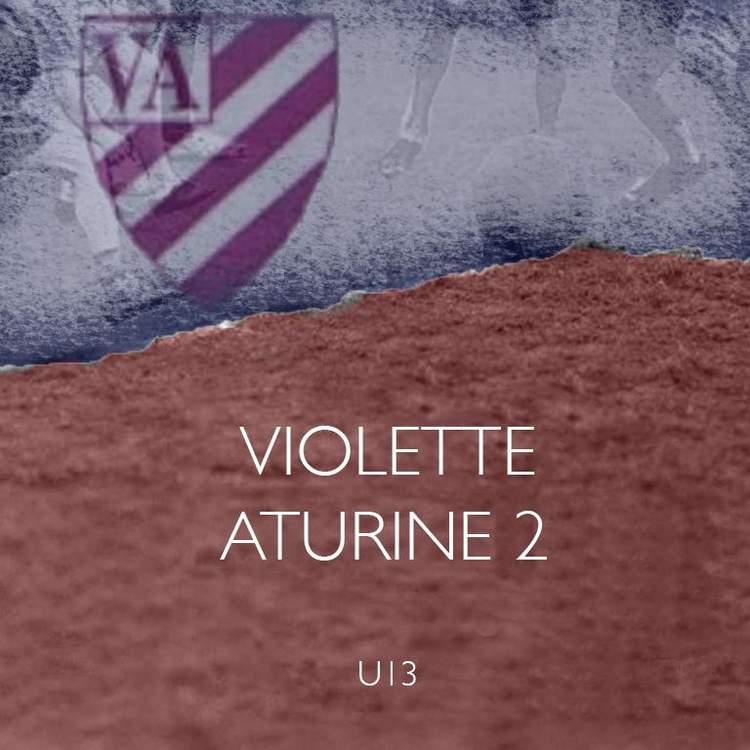 U13 : Violette Aturine 2