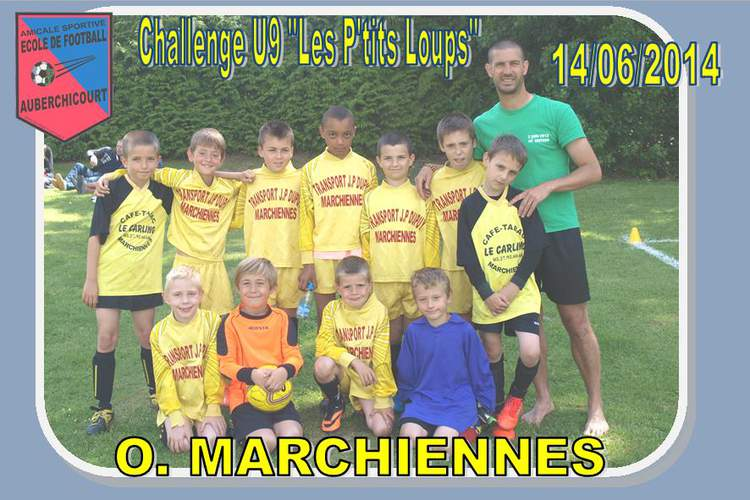 MARCHIENNES O.