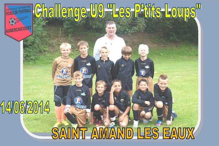 SAINT AMAND LES EAUX FC