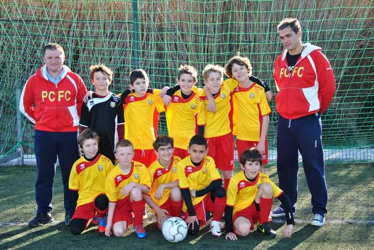 U11 Perpignan Canet FC (66)