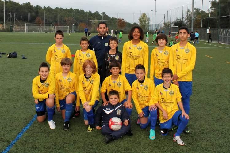 FC MOUGINS U13