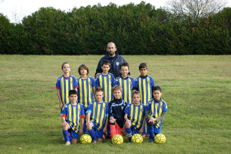 FC RIOM U11