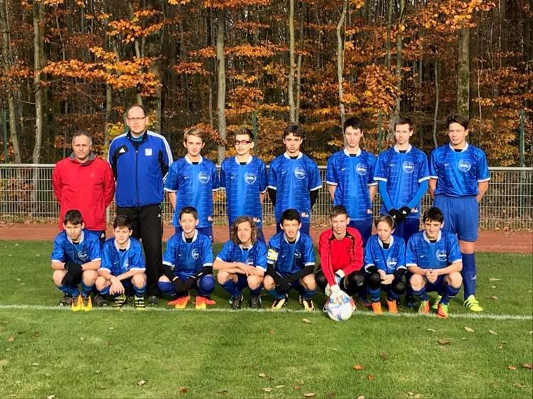 Equipe U15 - Entente Cristal et Fer