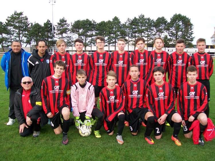 U18 U.S.F FECAMP ELITE