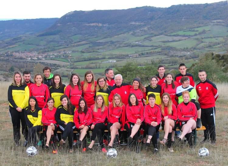 Union Sportive Larzac Vallées FEMININE