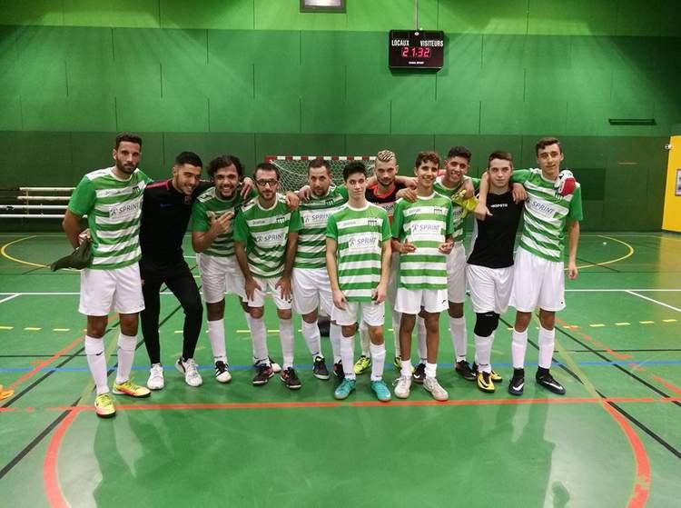 VILLENEUVE FUTSAL CLUB 3