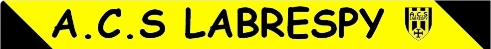 Association Culturelle et Sportive de Labrespy : site officiel du club de foot de MAZAMET - footeo