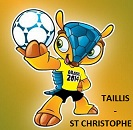 U11 - ST CHRISTOPHE - TAILLIS