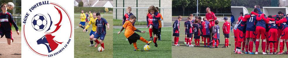 AGSE FOOTBALL - LES ESSARTS LE ROI : site officiel du club de foot de Les Essarts le Roi - footeo