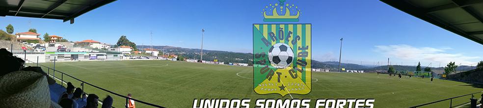 Arões Sport Clube : site oficial do clube de futebol de Fafe - footeo