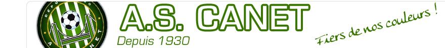 Association Sportive Canétoise : site officiel du club de foot de Canet - footeo