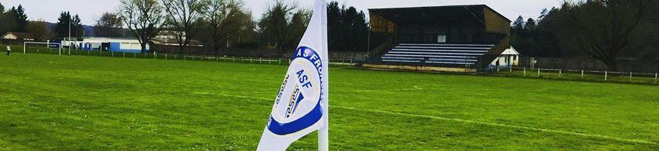 ASF - AMICALE SPORTIVE DE FRONCLES : site officiel du club de foot de Froncles - footeo