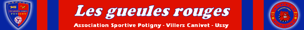 A.S.POTIGNY-VILLERS CANIVET-USSY : site officiel du club de foot de POTIGNY - footeo