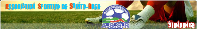 Association sportive de Sainte Rose : site officiel du club de foot de ste rose - footeo