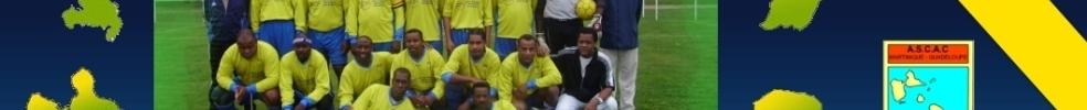 A.S.C.A.C. Martinique Guadeloupe : site officiel du club de foot de PARIS 20EME ARRONDISSEMENT - footeo