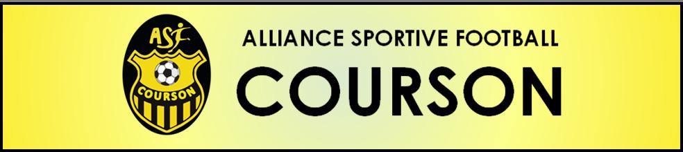 Alliance Sportive Football Courson-les-Carrières : site officiel du club de foot de Courson-les-Carrières - footeo