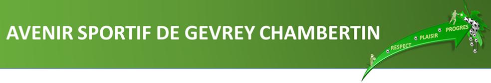 A S GEVREY CHAMBERTIN : site officiel du club de foot de GEVREY CHAMBERTIN - footeo