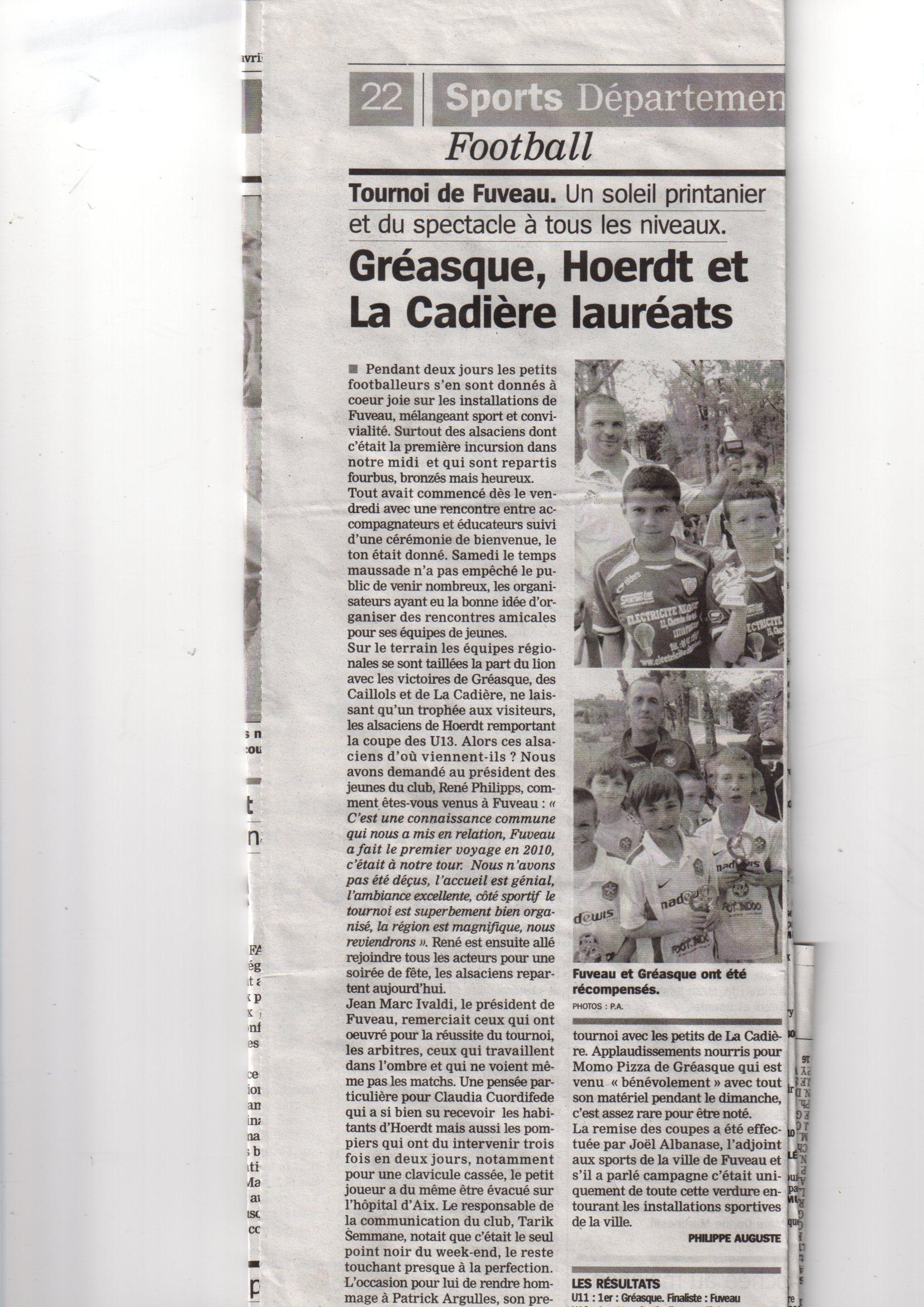 Article La Marseillaise