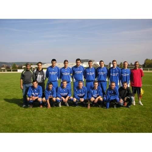 Equipe seniors 1