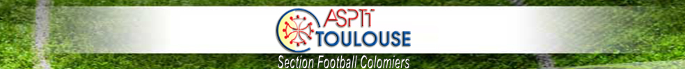 ASPTT TOULOUSE : site officiel du club de foot de Colomiers - footeo