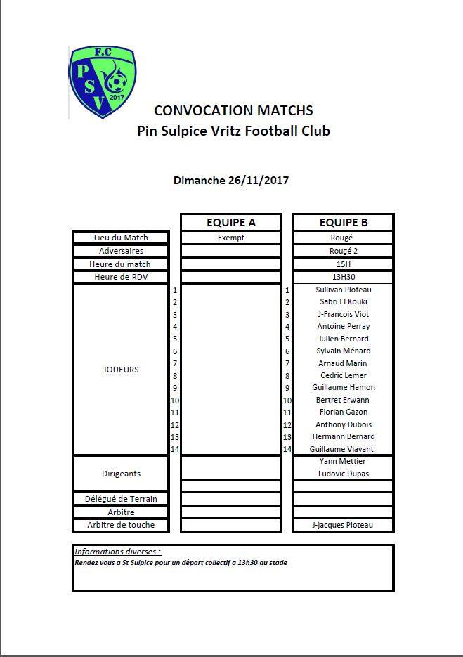 Convoc 26 11 17