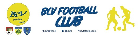 BCV FOOTBALL CLUB : site officiel du club de foot de CHASSEMY - footeo