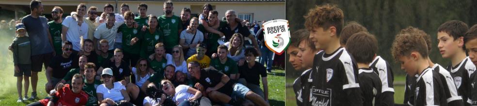 Bresse Foot 01 : site officiel du club de foot de Bresse Foot 01 - footeo