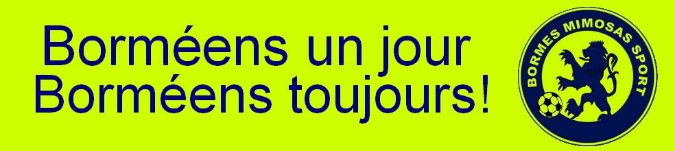 BORMES MIMOSAS SPORT : site officiel du club de foot de Bormes-les-Mimosas - footeo