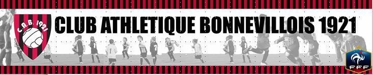 Club Athlétique Bonnevillois 1921 : site officiel du club de foot de BONNEVILLE - footeo