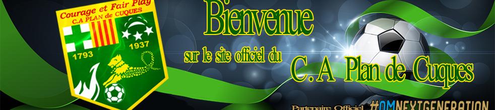 CA Plan de Cuques : site officiel du club de foot de PLAN DE CUQUES - footeo