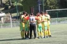 Match U18 RIBERAC/TOCANE contre VERGT - CLUB ATHLETIQUE RIBERACOIS