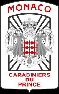 Carabiniers de SAS le Prince Albert II