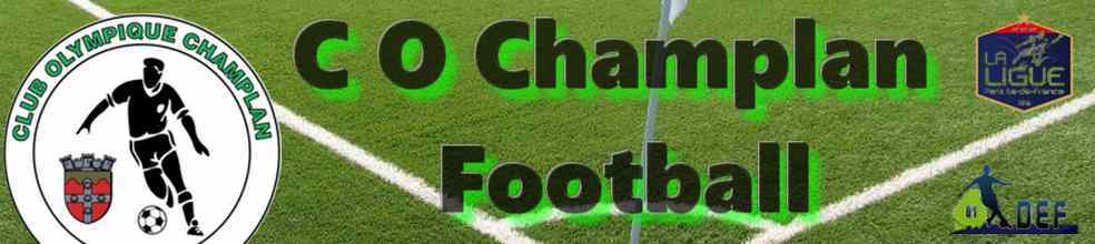 C O  CHAMPLAN FOOTBALL : site officiel du club de foot de CHAMPLAN - footeo