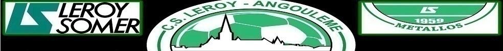 C.S.LEROY ANGOULÊME FOOTBALL : site officiel du club de foot de ANGOULEME - footeo