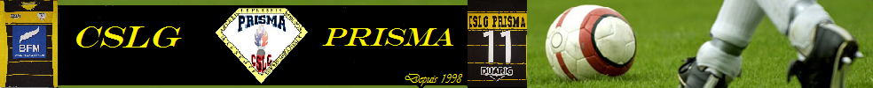 CSLG PRISMA Section Football : site officiel du club de foot de ISSY LES MOULINEAUX - footeo