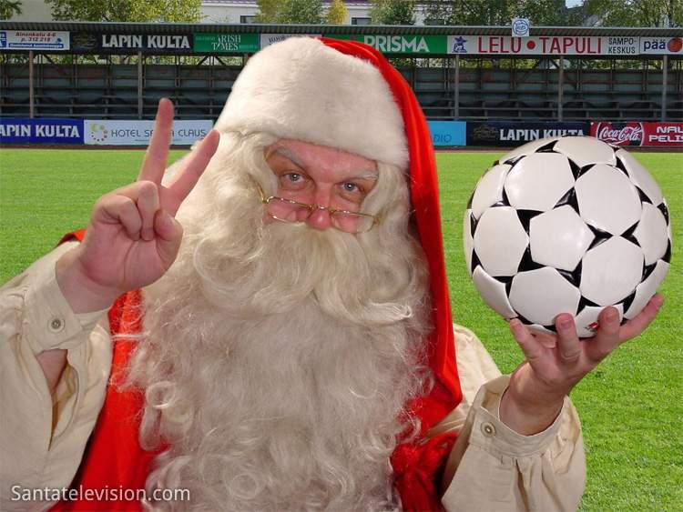 Actualite Joyeux Noel Club Football Ecole De Foot De La Glane