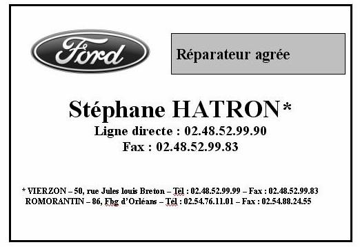 Ford Hatron