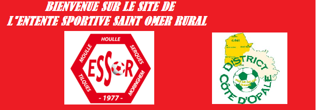 ENTENTE SPORTIVE SAINT OMER RURAL : site officiel du club de foot de HOULLE - footeo