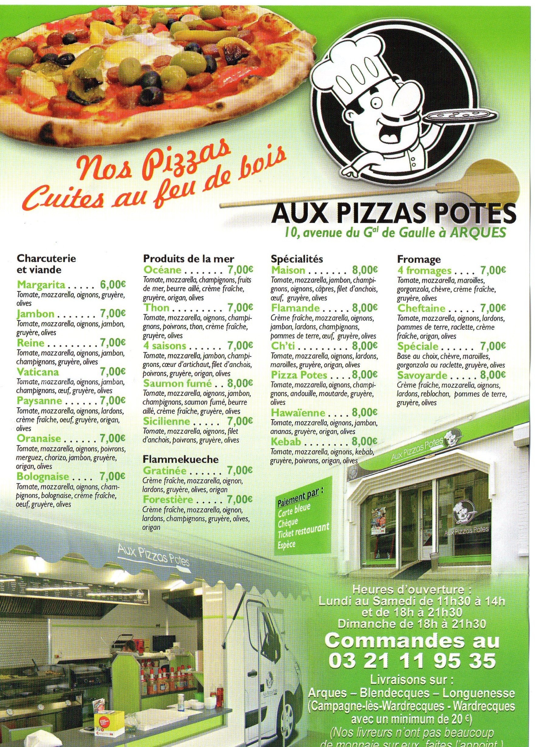 Pizza Potes