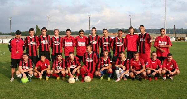 U19 saison 2011-12
