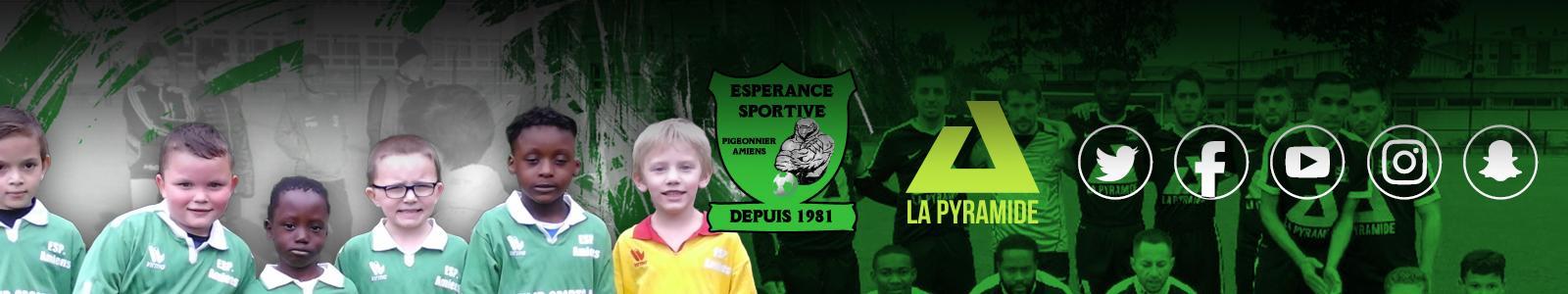 Espérance Sportive Pigeonnier Amiens : site officiel du club de foot de Amiens - footeo